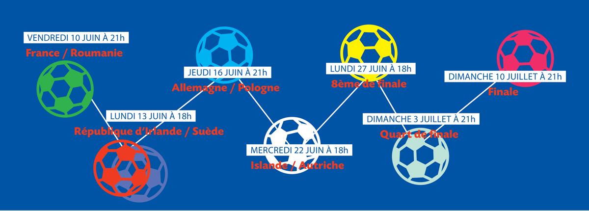 Calendrier Des Match Euro.Calendrier Des Matchs Ville De Saint Denis